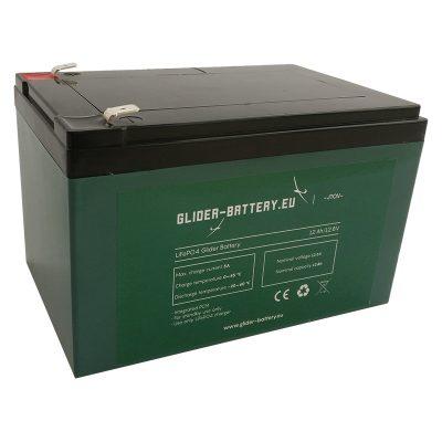 Glider Battery LiFePO4, 12AH